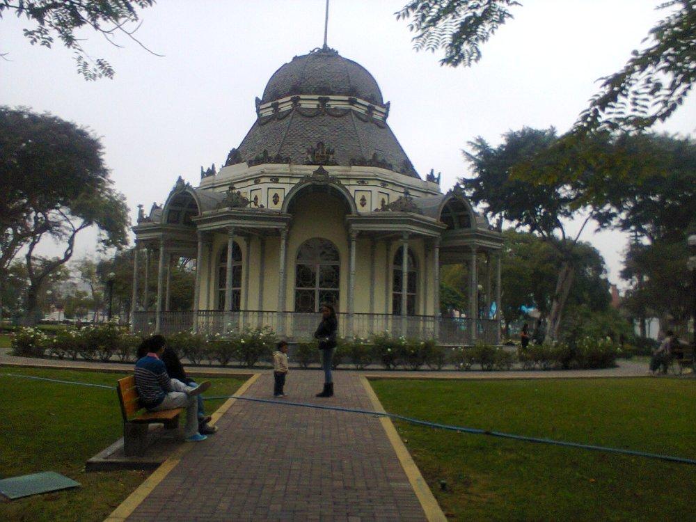 Alan Emilio en Lima